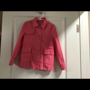 Gap Girls button up jacket